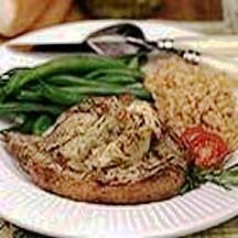 ... by Sue Ramaley Fan of CooksRecipes.com on Pork Chop Recipes | Pin