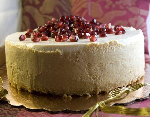 Bourbon Pumpkin Cheese Cake   Foodie   Pinterest