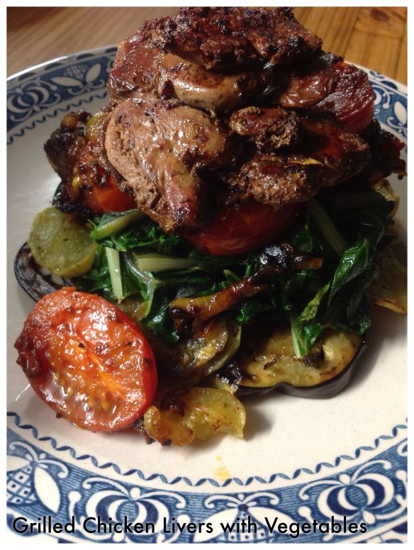 Crispy Grilled Chicken Lives | Foodies like me. | Pinterest