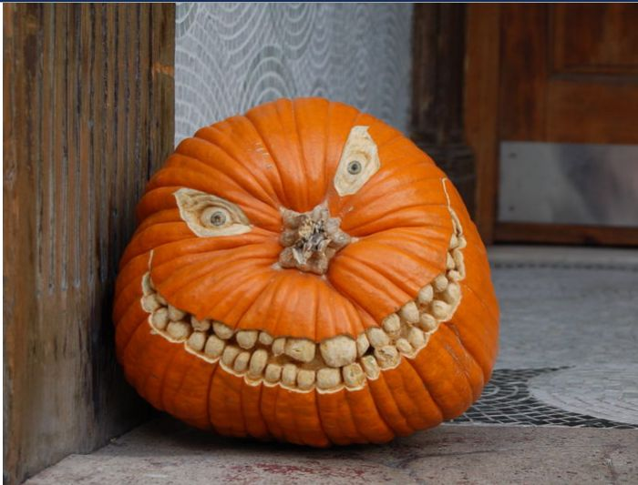 Creative pumpkin carving ideas pictures halloween