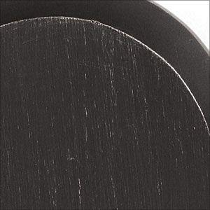 sandcast flat black patina | Details: Hardware | Pinterest