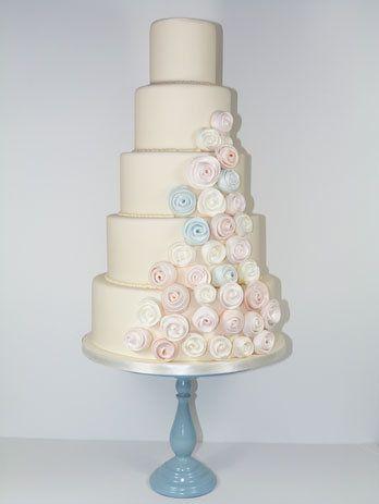 Meringue swirls | Let Them Eat Cake-- cake/cupcake inspiration and em ...