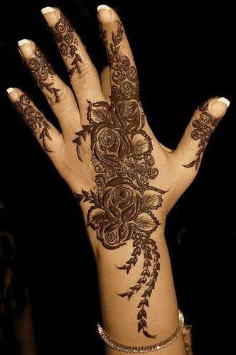 Khaleeji Henna Designs 2013 | Make-up and Henna | Pinterest