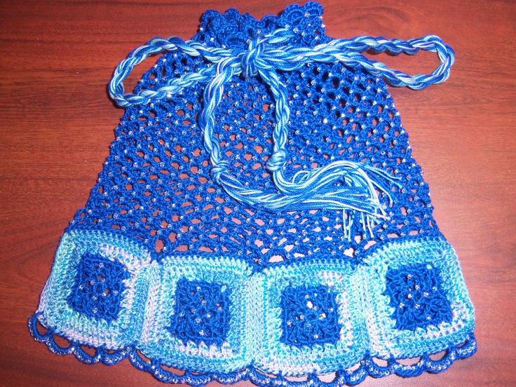 thread crochet and bead work. Crochet Pinterest