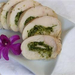 Pesto Cheesy Chicken Rolls Allrecipes.com