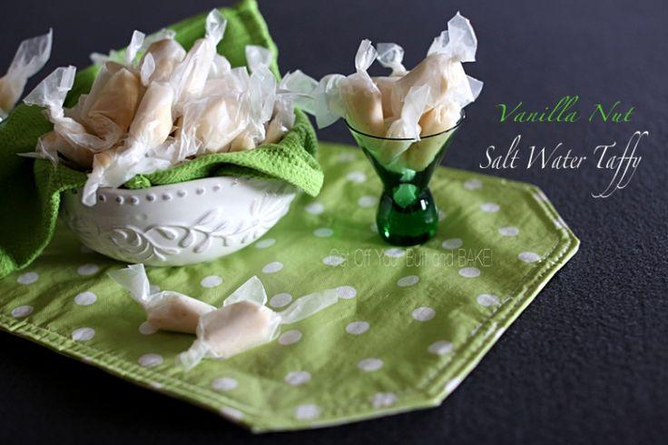 Salt water taffy! | Desserts | Pinterest