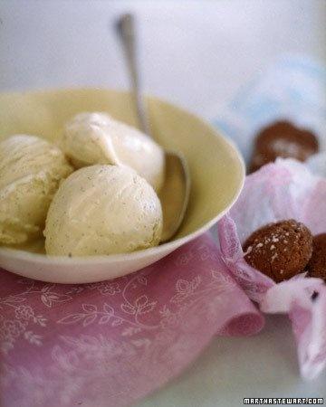 French Vanilla Ice Cream | Recipe