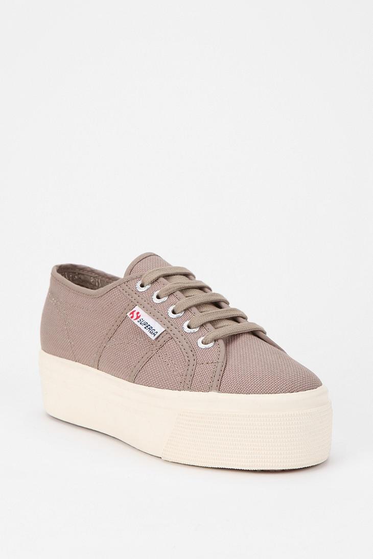platform sneakers fashion