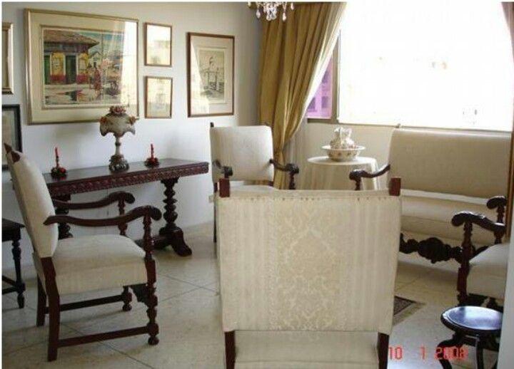 Muebles estilo colonial mexicanos