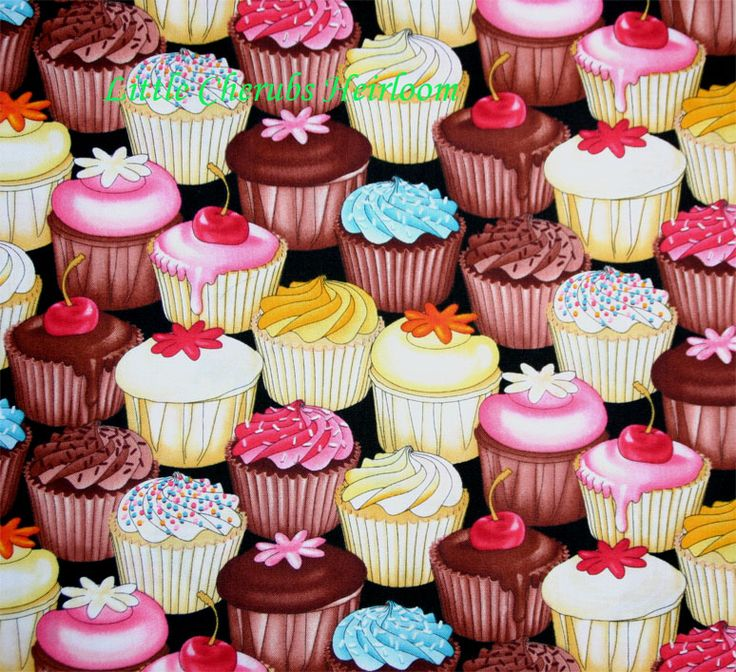 "... the Munchies?"" Sweet Cupcake Multi 