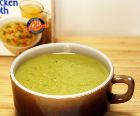 Chilled Asparagus Soup | Soup Ideas | Pinterest