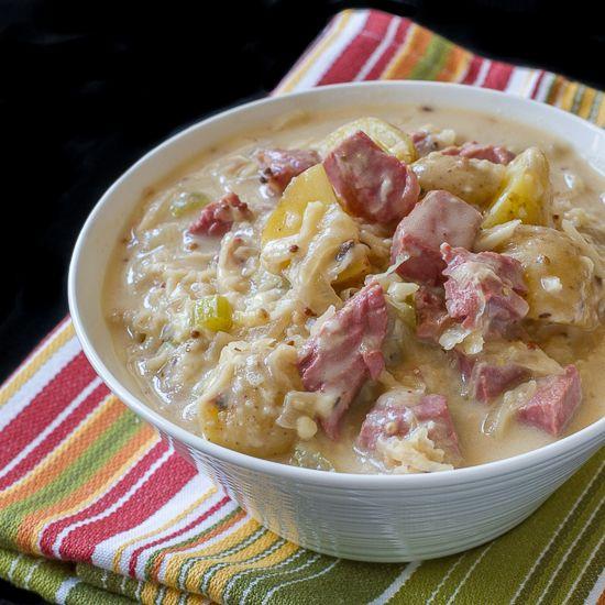 Reuben Soup   Soups   Pinterest