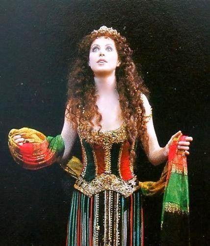 Sarah Brightman as Christine. Ca.1986 | The Phantom Of The ...