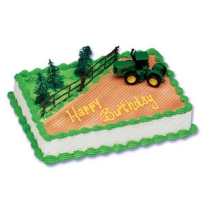 Farm Cake Decorating Supplies
