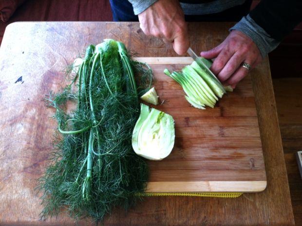 """fennel syrup Fennel syrup. """"This syrup is fennel, condensed. It's ..."""
