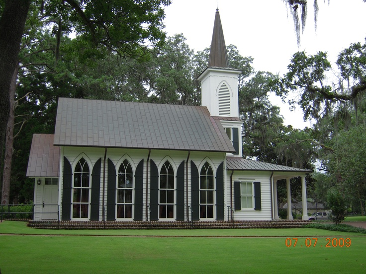 Palmetto bluff chapel south carolina architecture for Jewelry stores bluffton sc
