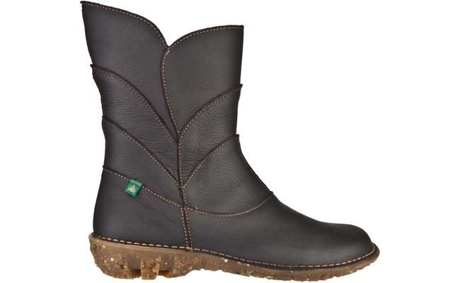 N019 Grain Black/ Savia - Woman Shoes - Online Shop - El Naturalista