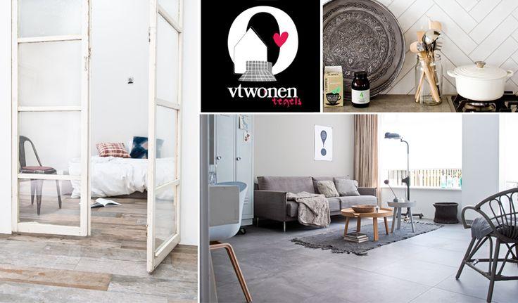 Woonkamer muurverf ideeen lange woonkamer inrichten chaise longue interieur insider - Keukenmuur deco ...