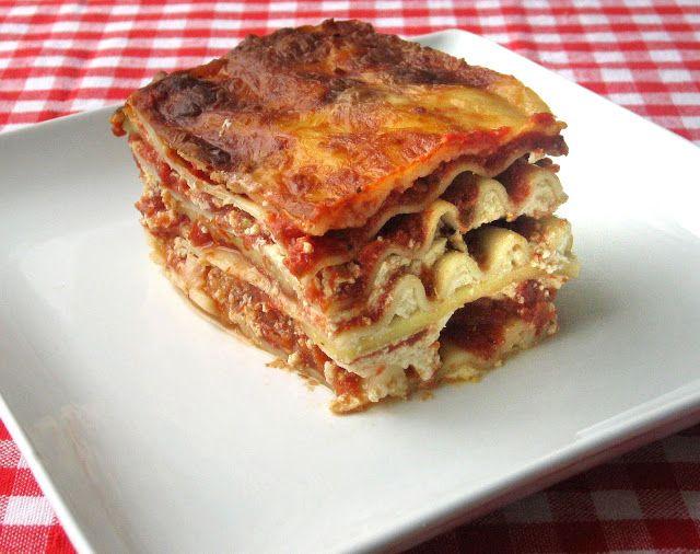Eggplant-Zucchini Lasagna | DIET | Pinterest