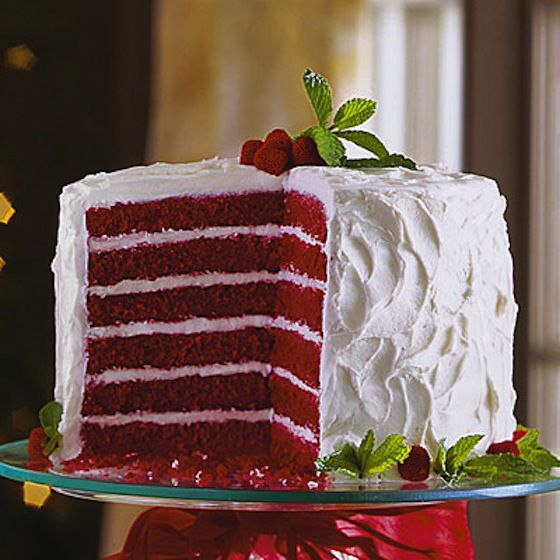 chocolate-red-velvet-layer-cake-l | Future Fat Chick Of America | Pin ...