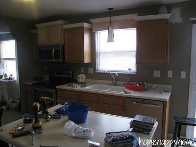 DIY: Kitchen remodel progress | Areas - Kitchen 2 | Pinterest