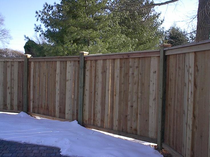 4 decorative wood fences google search home pinterest - Decorative wooden fences ...