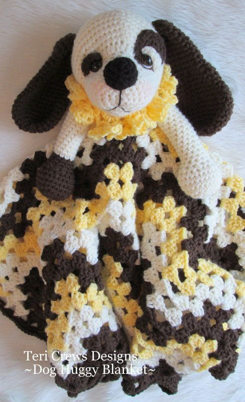 Free Crochet Patterns For Dog Blankets : Crochet Pattern Dog Huggy Blanket by Teri Crews instant ...