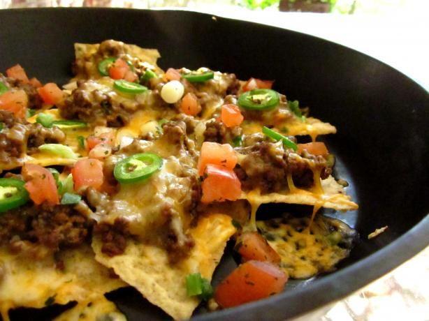 Chi-Chi's Beef Nachos Grande Recipe - Food.com - 275930