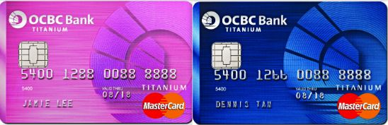 ocbc credit card benefits singapore
