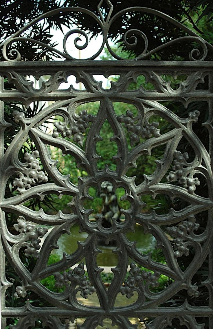 Iron gate - Savannah, GA
