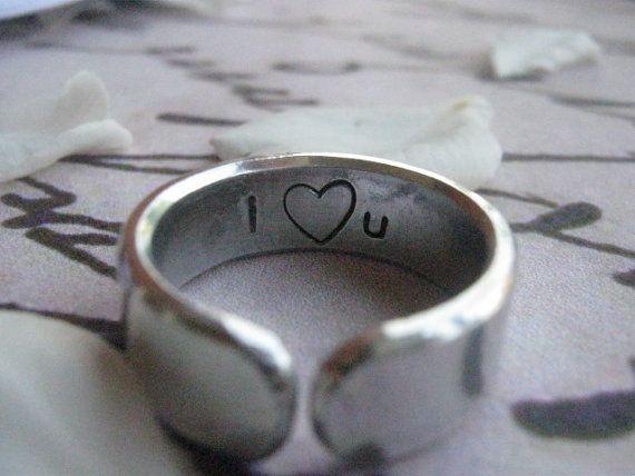 boyfriend girlfriend ring