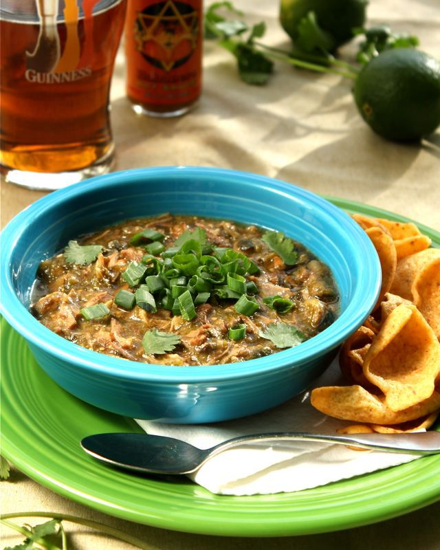 New Mexican Chile Verde (4 hour body)