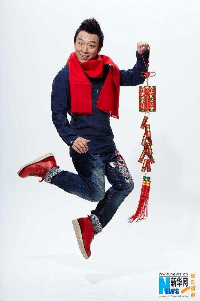 Chinese actor huang bo
