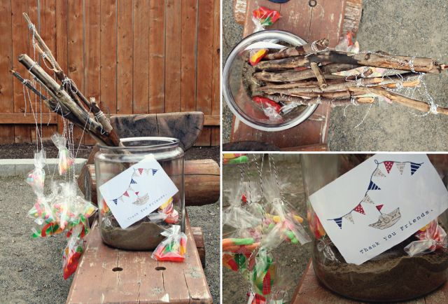 Pin by robin huizinga on birthday ideas pinterest for Fishing party favors