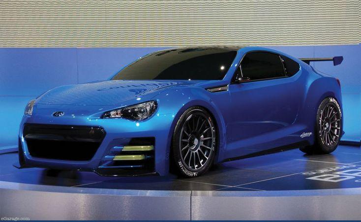 Subaru BR-Z