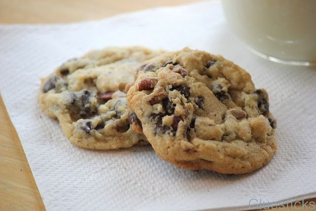 New York Times Chocolate Chip Cookies | Sweets and Treats | Pinterest