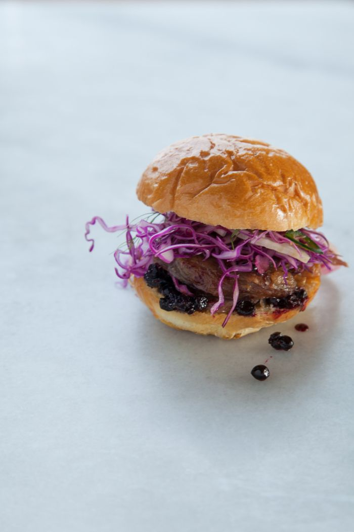 Duck Sliders With Fig Ketchup Recipes — Dishmaps