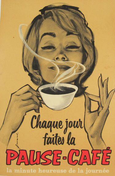Make Every Day A Coffee Break 1950