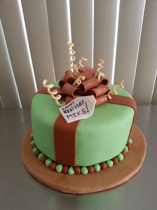 manly-mans birthday cake  Cakes  Pinterest