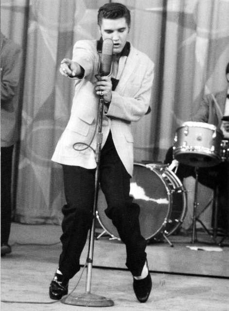 June 5th: Elvis Presle...