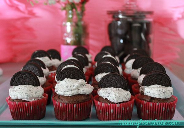 Cookies and Cream Frosting The Best Whipped Buttercream Frosting