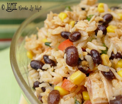 ... cumin vinaigrette brown rice salad with cumin and lime vinaigrette