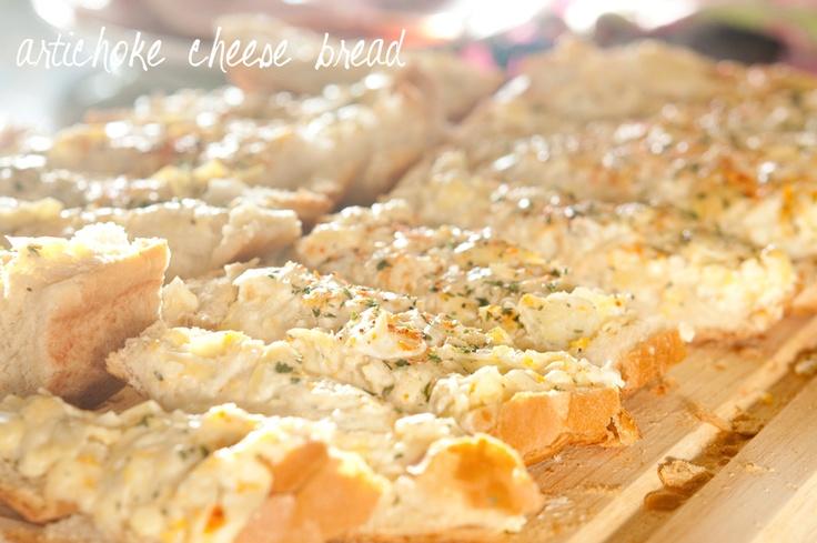 Artichoke Bread Recipes — Dishmaps