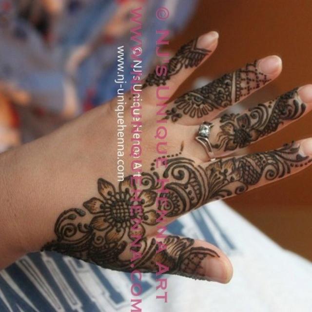 Henna Mehndi New Jersey : Henna artist nj makedes