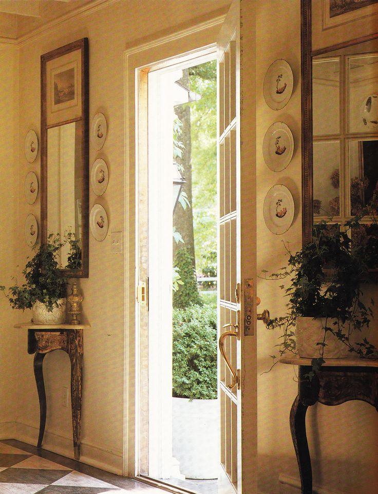 Beautiful Mansion Foyers : Foyer house beautiful grand entrances pinterest