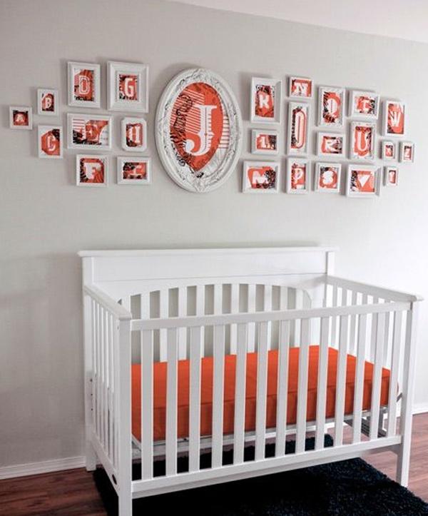 diy nursery decor baby room pinterest