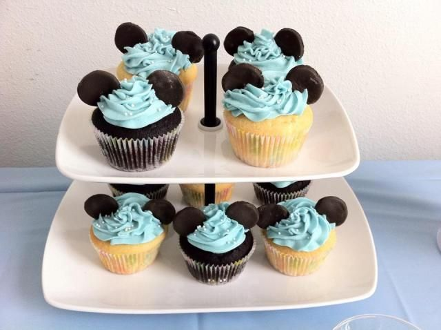 mickey mouse themed baby shower cake decor pinterest