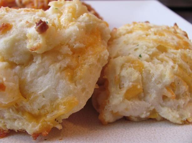 Garlic Cheddar Biscuits. I made this pin and my husband (the world's ...