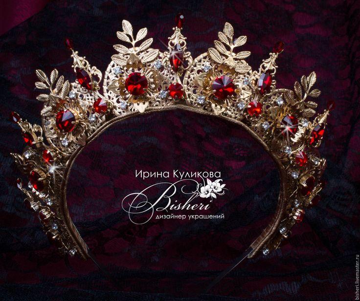 Корона или диадема своими руками 262