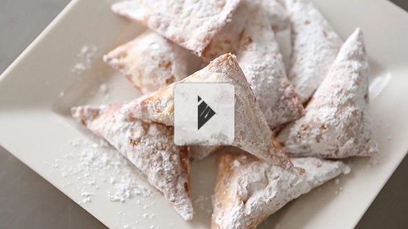 chocolate wontons | The Sweeter Things In Life | Pinterest
